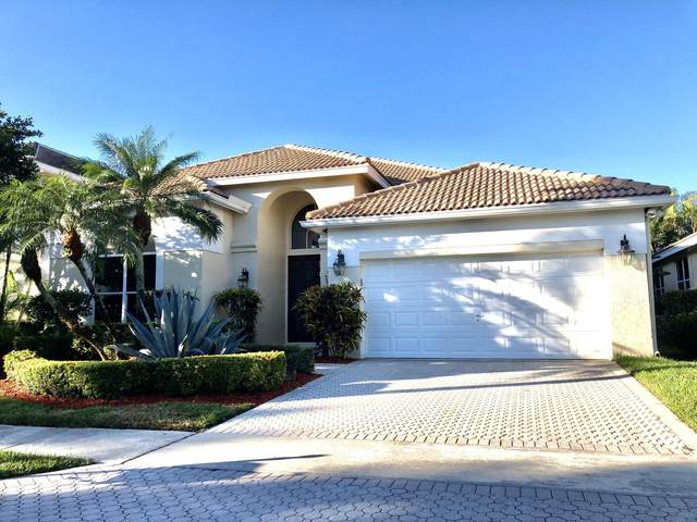 5755 NW Regency Circle, Boca Raton, FL 33496 (#RX-10685558) :: Ryan Jennings Group