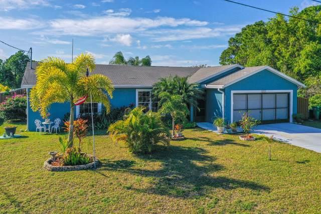 5642 NW Lorna Court, Port Saint Lucie, FL 34986 (MLS #RX-10685562) :: Miami Villa Group
