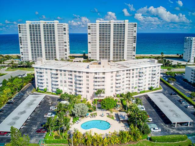 2851 S Ocean Boulevard 5L, Boca Raton, FL 33432 (#RX-10685567) :: Ryan Jennings Group