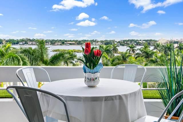 529 S Flagler Drive Th5f, West Palm Beach, FL 33401 (MLS #RX-10685570) :: Castelli Real Estate Services