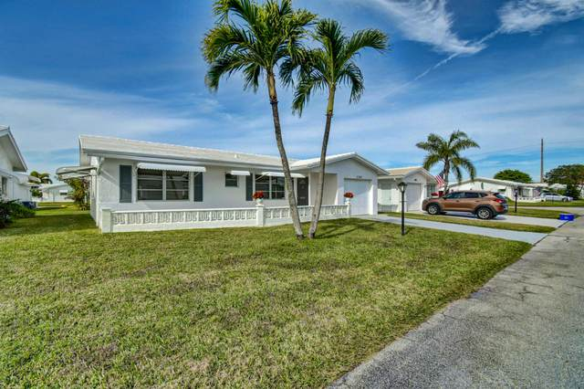1703 SW 20th Street, Boynton Beach, FL 33426 (#RX-10685574) :: The Power of 2 | Century 21 Tenace Realty