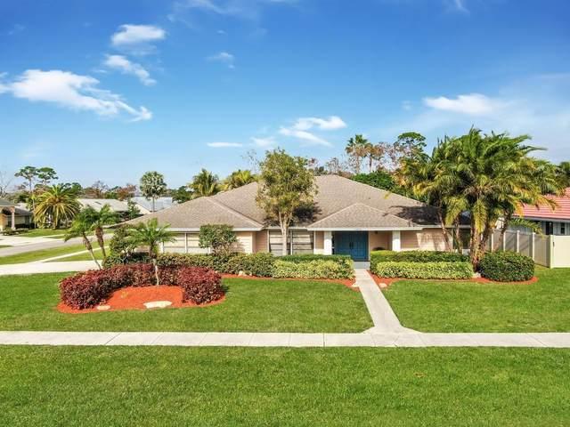 13479 Northumberland Circle, Wellington, FL 33414 (MLS #RX-10685616) :: Berkshire Hathaway HomeServices EWM Realty