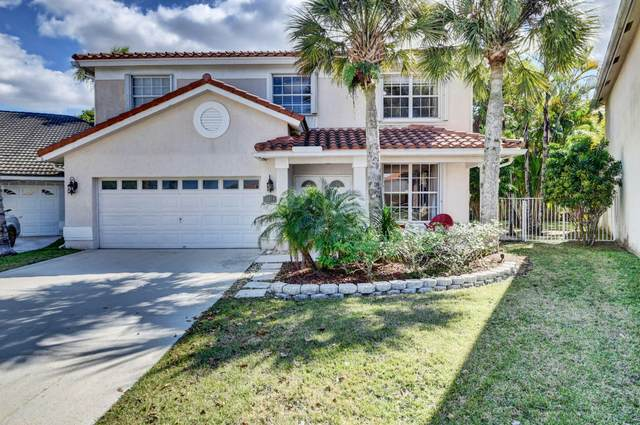 18274 Clear Brook Circle, Boca Raton, FL 33498 (MLS #RX-10685624) :: Berkshire Hathaway HomeServices EWM Realty
