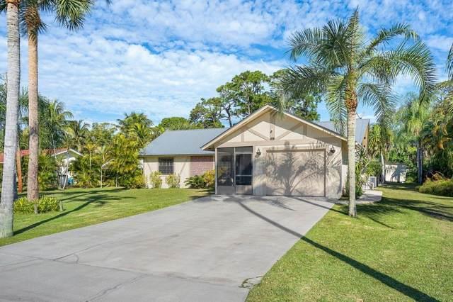 8751 SE Duncan Street, Hobe Sound, FL 33455 (#RX-10685631) :: Exit Realty Manes Group