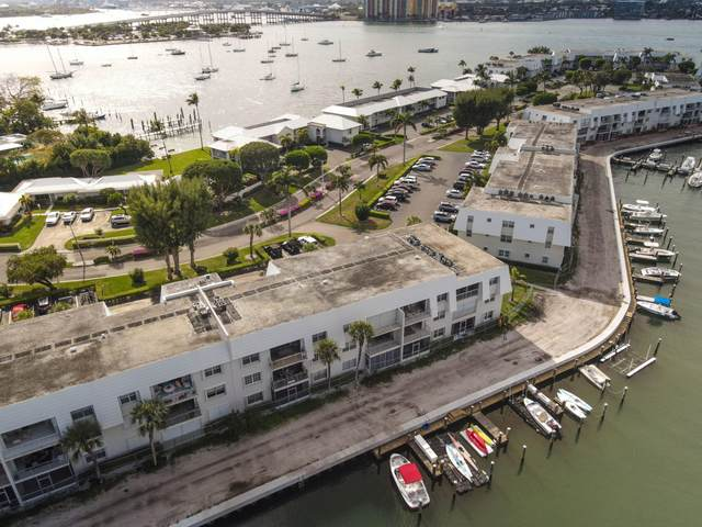 1160 Sugar Sands Blvd #396, Riviera Beach, FL 33404 (MLS #RX-10685647) :: Berkshire Hathaway HomeServices EWM Realty