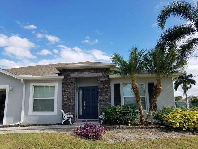 306 SW Aero Circle W, Port Saint Lucie, FL 34953 (MLS #RX-10685658) :: THE BANNON GROUP at RE/MAX CONSULTANTS REALTY I