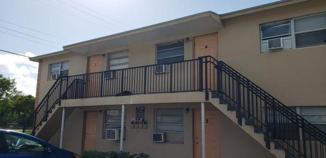 901 W 9th Street #1, Riviera Beach, FL 33404 (MLS #RX-10685728) :: THE BANNON GROUP at RE/MAX CONSULTANTS REALTY I