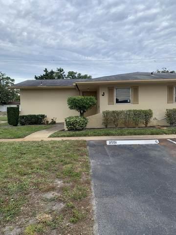2541 Barkley Drive W J, West Palm Beach, FL 33415 (#RX-10685762) :: Baron Real Estate