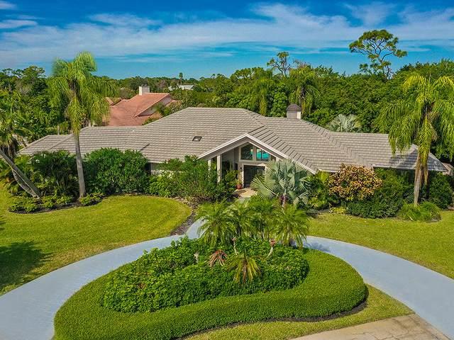 4510 SW Thistle Terrace, Palm City, FL 34990 (MLS #RX-10685771) :: Berkshire Hathaway HomeServices EWM Realty
