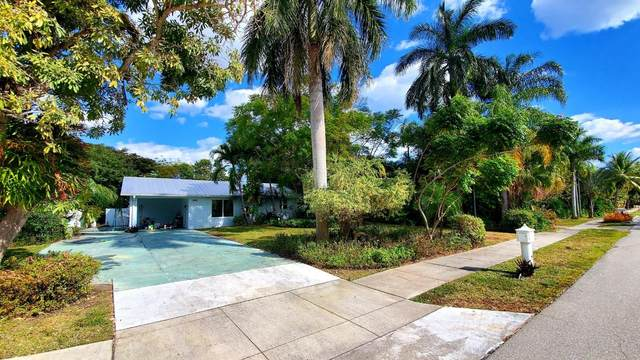 2593 Honey Road, North Palm Beach, FL 33403 (#RX-10685794) :: Exit Realty Manes Group