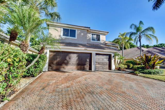 19844 Dinner Key Drive, Boca Raton, FL 33498 (MLS #RX-10685801) :: Berkshire Hathaway HomeServices EWM Realty