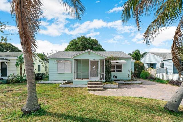 909 N K Street, Lake Worth Beach, FL 33460 (MLS #RX-10685802) :: Laurie Finkelstein Reader Team