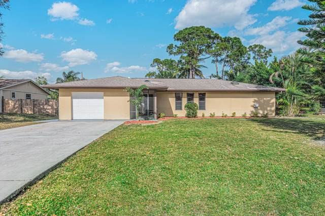 1089 SE Shakespeare Avenue, Port Saint Lucie, FL 34983 (MLS #RX-10685814) :: United Realty Group