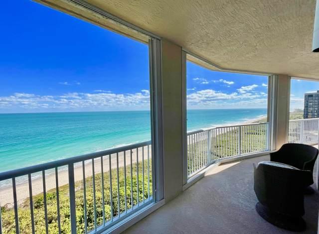 4160 N Highway A1a #907, Hutchinson Island, FL 34949 (MLS #RX-10685820) :: Berkshire Hathaway HomeServices EWM Realty