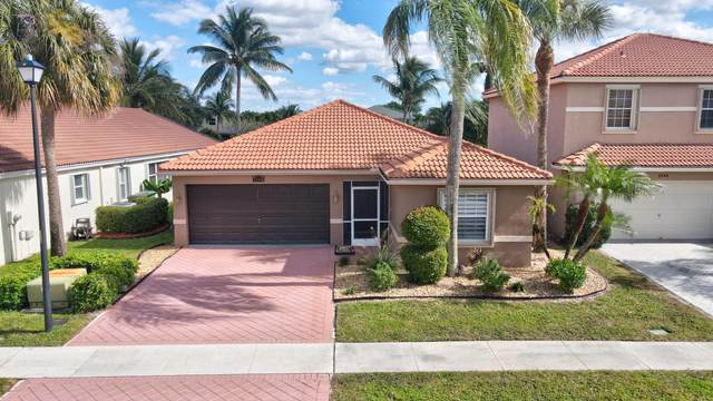3548 Miramontes Circle, Wellington, FL 33414 (MLS #RX-10685860) :: Berkshire Hathaway HomeServices EWM Realty