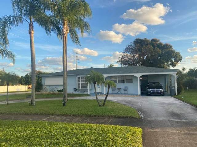 306 E Jasmine Drive, Lake Park, FL 33403 (MLS #RX-10685882) :: Miami Villa Group