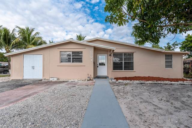 6291 NW 14 Street, Sunrise, FL 33313 (MLS #RX-10685890) :: THE BANNON GROUP at RE/MAX CONSULTANTS REALTY I