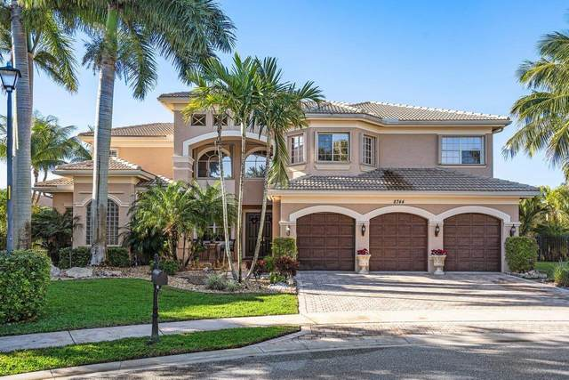 8744 Thornbrook Terrace Point, Boynton Beach, FL 33473 (MLS #RX-10685906) :: Berkshire Hathaway HomeServices EWM Realty