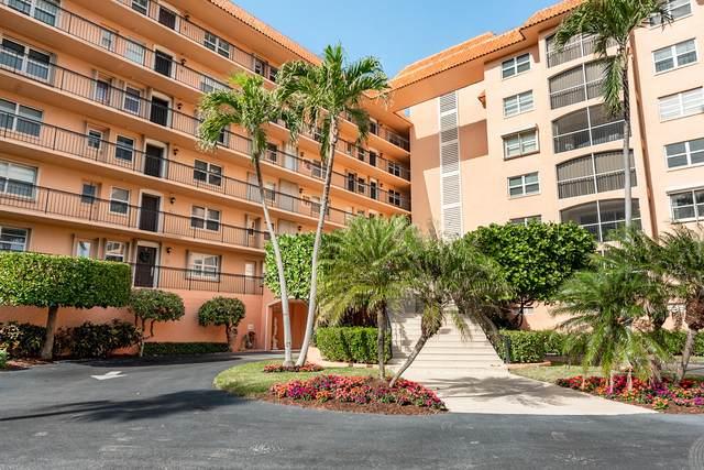 2871 N Ocean Boulevard R248, Boca Raton, FL 33431 (#RX-10685940) :: Ryan Jennings Group