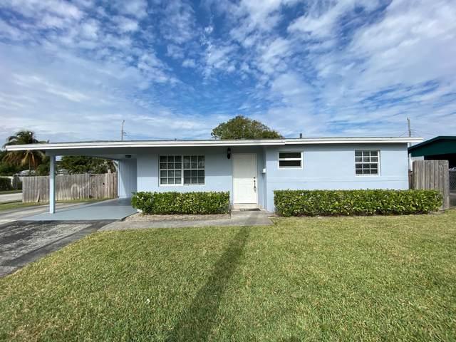1070 W 1st Street, Riviera Beach, FL 33404 (MLS #RX-10685951) :: Berkshire Hathaway HomeServices EWM Realty