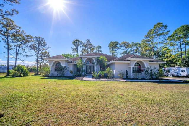13290 76th Road N, The Acreage, FL 33470 (MLS #RX-10685988) :: THE BANNON GROUP at RE/MAX CONSULTANTS REALTY I