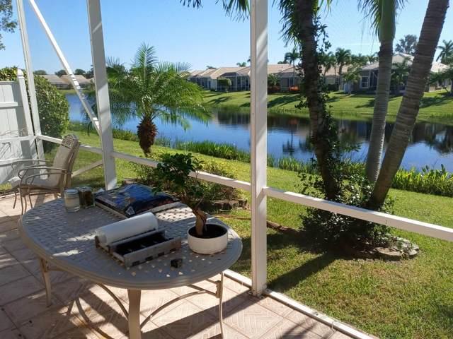 12847 Hampton Lakes Circle, Boynton Beach, FL 33436 (MLS #RX-10686008) :: THE BANNON GROUP at RE/MAX CONSULTANTS REALTY I