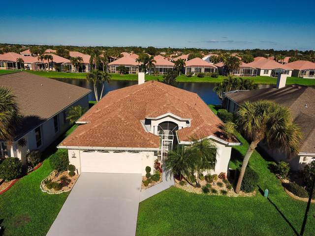 633 NW Venetto Court, Port Saint Lucie, FL 34986 (MLS #RX-10686044) :: THE BANNON GROUP at RE/MAX CONSULTANTS REALTY I