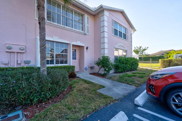 219 Foxtail Drive G, West Palm Beach, FL 33415 (#RX-10686045) :: Realty One Group ENGAGE