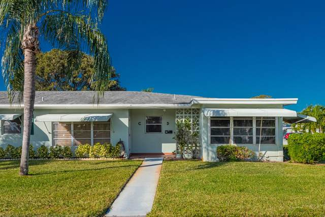 630 High Point Boulevard N D, Delray Beach, FL 33445 (#RX-10686047) :: Treasure Property Group