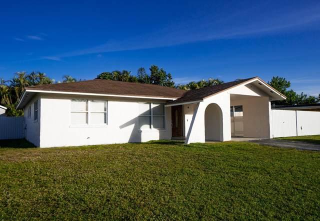 780 Carissa Dr Drive, Royal Palm Beach, FL 33411 (MLS #RX-10686049) :: Laurie Finkelstein Reader Team