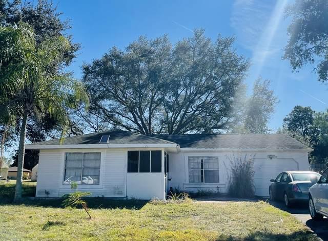402 SW Ruffner Court, Port Saint Lucie, FL 34953 (MLS #RX-10686060) :: Laurie Finkelstein Reader Team