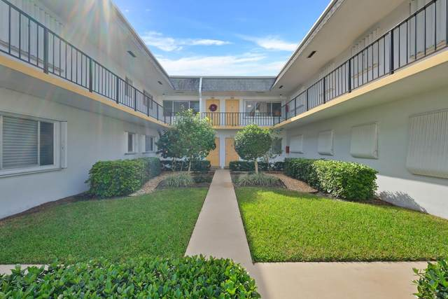 3322 Cynthia Lane #203, Lake Worth Beach, FL 33461 (#RX-10686074) :: Ryan Jennings Group