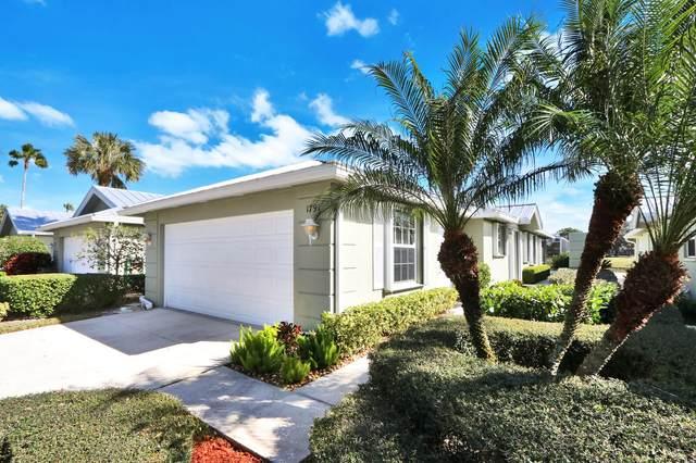 1791 SW Springfield Court, Palm City, FL 34990 (MLS #RX-10686076) :: Berkshire Hathaway HomeServices EWM Realty