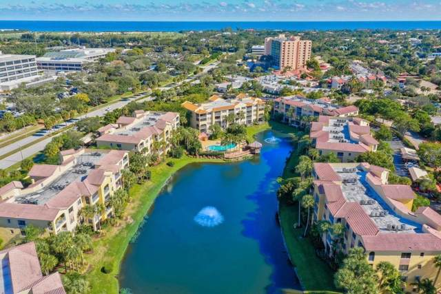 200 Uno Lago Drive #105, Juno Beach, FL 33408 (#RX-10686125) :: Realty One Group ENGAGE