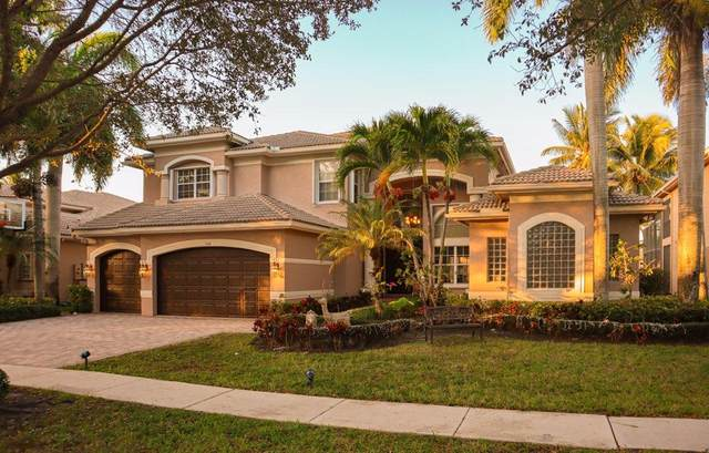 9549 New Waterford Cv Cove, Delray Beach, FL 33446 (MLS #RX-10686141) :: Berkshire Hathaway HomeServices EWM Realty