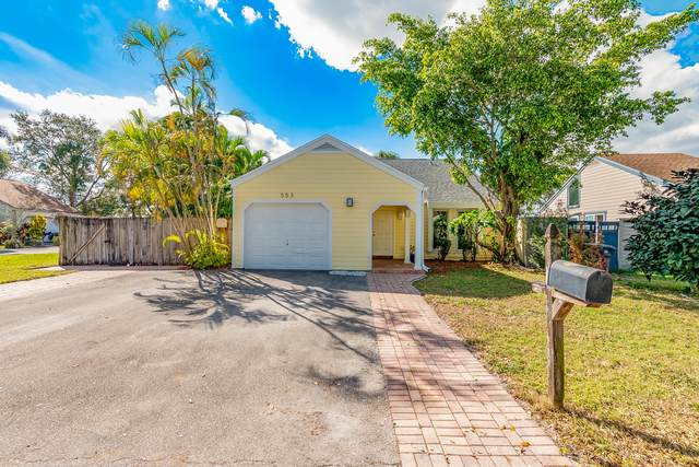 553 Goldenwood Way, Wellington, FL 33414 (MLS #RX-10686154) :: Berkshire Hathaway HomeServices EWM Realty