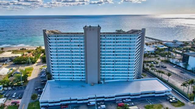 333 NE 21st Avenue #202, Deerfield Beach, FL 33441 (#RX-10686156) :: Ryan Jennings Group