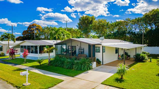 4040 Mission Bell Drive, Boynton Beach, FL 33436 (#RX-10686168) :: Dalton Wade