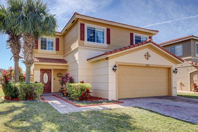 2034 SW Providence Place, Port Saint Lucie, FL 34953 (MLS #RX-10686176) :: THE BANNON GROUP at RE/MAX CONSULTANTS REALTY I