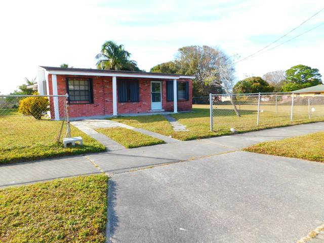 503 N 22nd Street, Fort Pierce, FL 34950 (#RX-10686179) :: Treasure Property Group