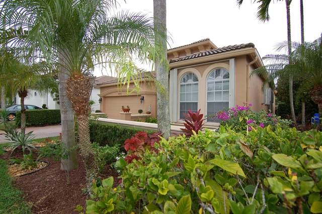 8645 Via Brilliante, Wellington, FL 33411 (#RX-10686207) :: Michael Kaufman Real Estate