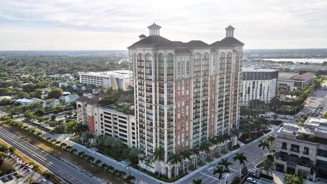 550 Okeechobee Boulevard #1120, West Palm Beach, FL 33401 (#RX-10686209) :: The Power of 2 | Century 21 Tenace Realty