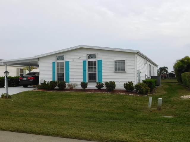 7924 Meadowlark Lane, Port Saint Lucie, FL 34952 (#RX-10686234) :: Treasure Property Group