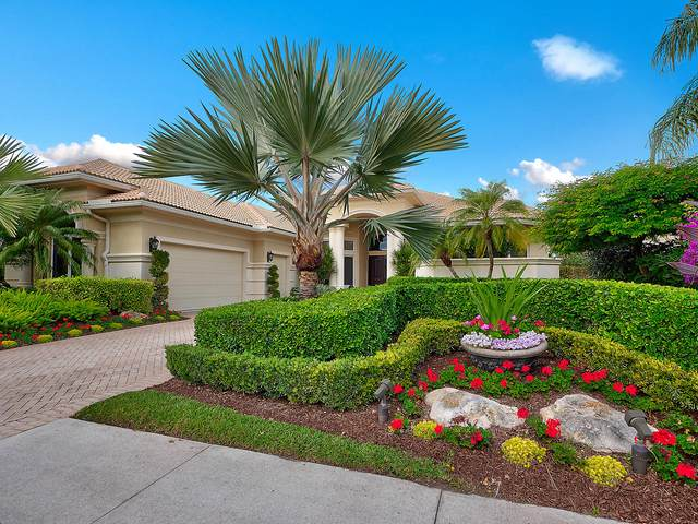 118 Windsor Pointe Drive, Palm Beach Gardens, FL 33418 (MLS #RX-10686255) :: Laurie Finkelstein Reader Team