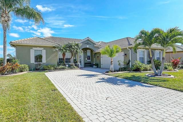 415 NW Canterbury Court, Port Saint Lucie, FL 34983 (#RX-10686259) :: Treasure Property Group