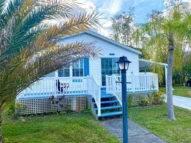 4723 NE Blue Heron Lane, Jensen Beach, FL 34957 (MLS #RX-10686295) :: Berkshire Hathaway HomeServices EWM Realty