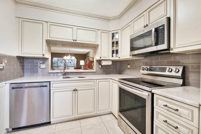 7280 Amberly Lane #301, Delray Beach, FL 33446 (#RX-10686346) :: Signature International Real Estate