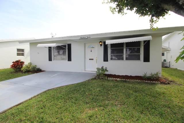 1912 SW 19th Street, Boynton Beach, FL 33426 (#RX-10686356) :: Dalton Wade