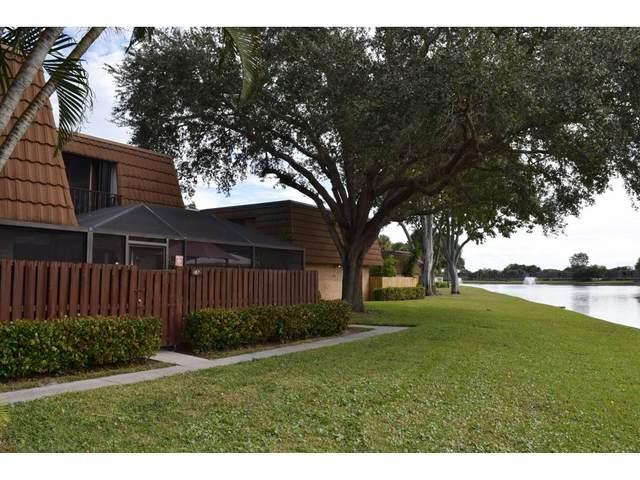 187 Charter Way #138, West Palm Beach, FL 33407 (MLS #RX-10686361) :: Berkshire Hathaway HomeServices EWM Realty