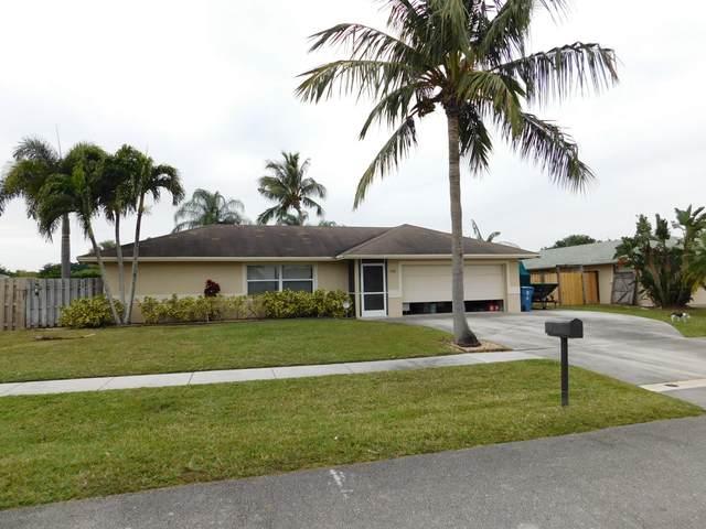 114 Santiago Street, Royal Palm Beach, FL 33411 (MLS #RX-10686368) :: Miami Villa Group